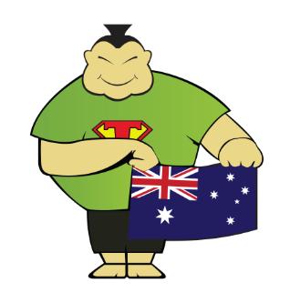 Aussie Transumo Man