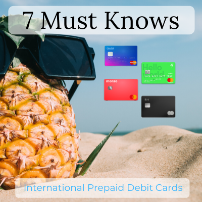 Prepaid Credit Cards >> International Prepaid Debit Cards Uncovered 7 Must Knows