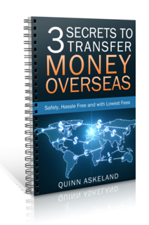 PFD for transferring money overseas