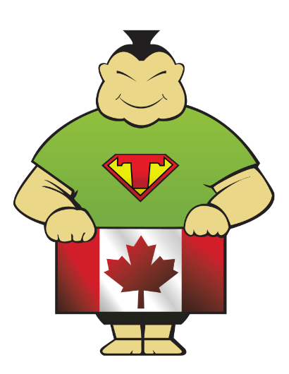Transumo Man in Canada