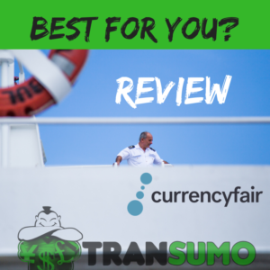 Review for CurrencyFair