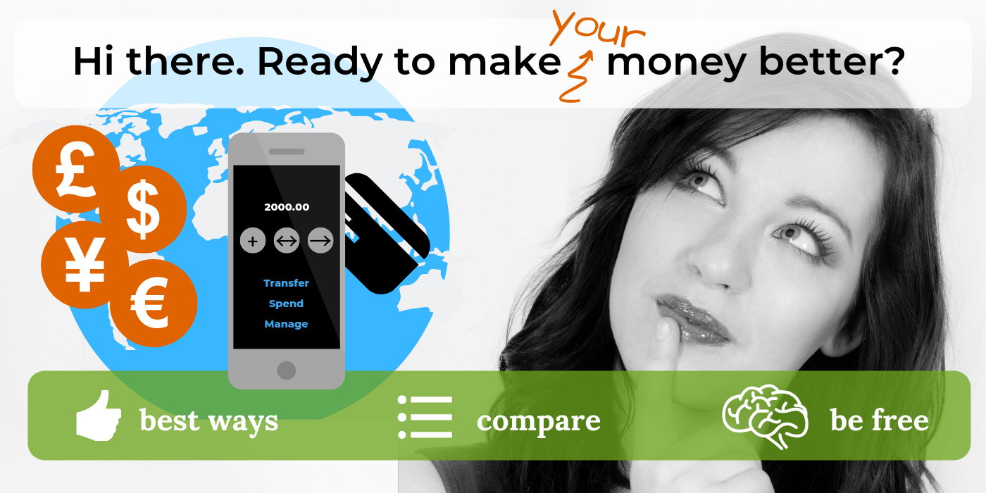 Transumo - International Money Transfers, Cards and Accounts