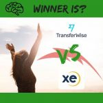 XE Money Transfers VS TransferWise