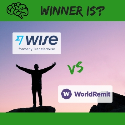 WorldRemit VS Wise (formerly TransferWise)