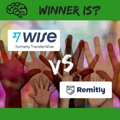 Wise (formerly TransferWise) VS Remitly