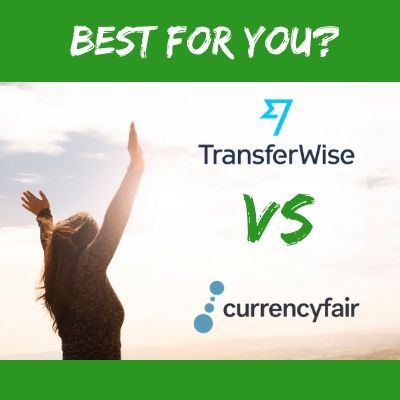 CurrencyFair VS TransferWise
