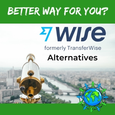 Alternatives to Wise (formerly TransferWise)