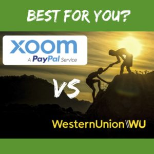 Western Union VS Zoom