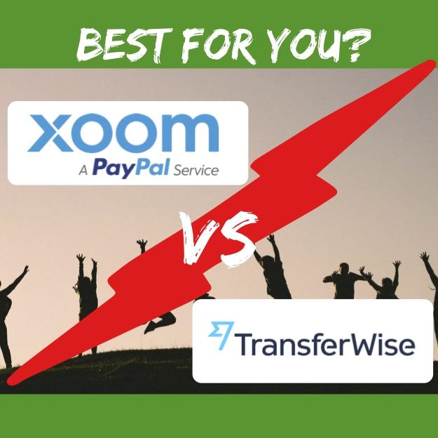 TransferWise VS Xoom
