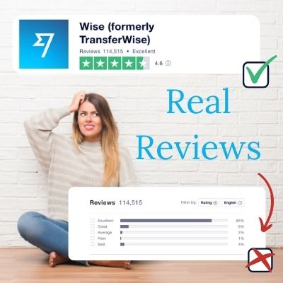 Wise Transfer Reviews